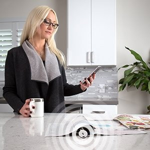 You will love the free App that comes with TrackR Bravo.
