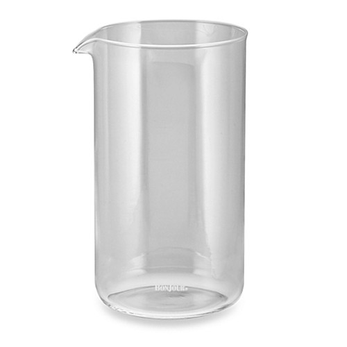 BonJour® 8-Cup French Press Replacement Carafe