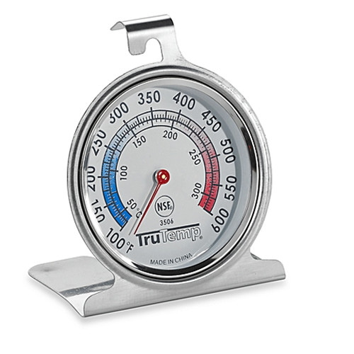 Taylor TruTemp Oven Dial Cooking Thermometer