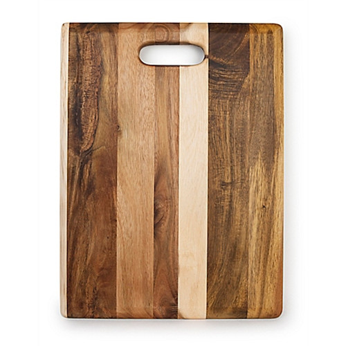 Architect® Gripperwood 12-Inch x 18-Inch Acacia Cutting Board