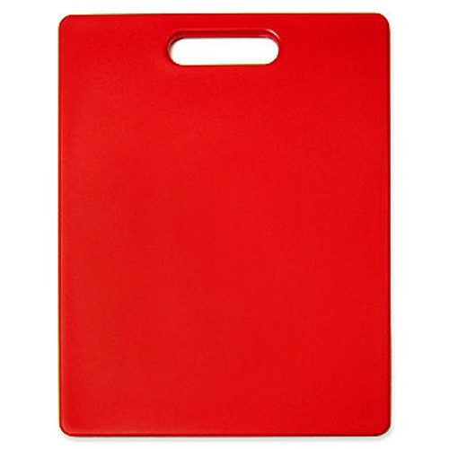 Architec™ the original GRIPPER™ 11-Inch x 14-Inch Cutting Board in Red