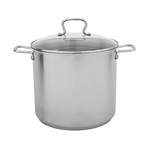 Range Kleen® 16 qt. Specialty Stock Pot with Lid