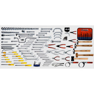 Automotive metric master set 142pc.
