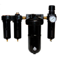 Desiccant Filter & Regulator - 2 Qt Capacity 3290