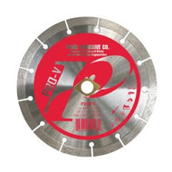 Pearl Abrasive  Pro-V Series 7 inch by .080mm by DIA - 5/8 Adapter PV007S