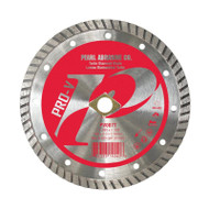 Pearl Abrasive  Pro-V Series Turbo Blade 7mm by .080mm by DIA - 5/8 Adapter