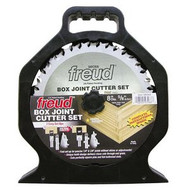 Freud Box Joint Cutter Set, Cuts 1/4-Inch and 3/8-Inch grooves SBOX8