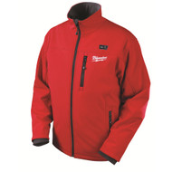 M12 Cordless Red Heated Jacket Kit MLW2341-2X