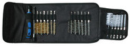 20 pc. Twisted Wire Tube Brush Set ATD-8320