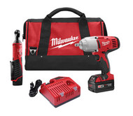 "1/2"" High Torque Impact Wrench with M12™ 1/4"" Ratchet Kit MWK-2793-22"