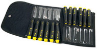 12 pc. Precision Pick and Screwdriver Set TTN-17612