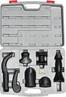 Rubberized Dolly Set, 7pc DTF-DF-AB711