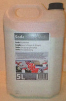 Soda blasting Media, 5L Bottle RBL-145151