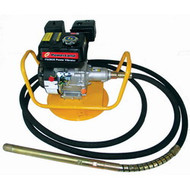 Powerland Gas Power Concrete Vibrator 6.5 HP