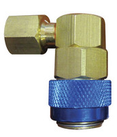 "A/C Service Couplers, R134a Low Side 1/4"" FL-M x 13mm connection ATD-3654"