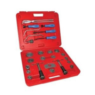 18 Piece Brake Caliper Wind Back Tool and 8 Piece Pro Brake Adapters AST786