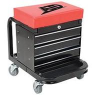 Crepeer Seat W/Tool Box