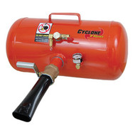 Cyclone X-Series Bead Seater, Steel, 8 Gal