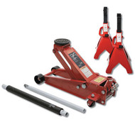 3.5Ton Capacity Service Jack w/Quick Lifting System