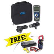 HD Reader Kit w/FREE AMP Clamp/Multimeter