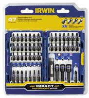 Irwin 47-Piece Impact Series Fastener  1840392