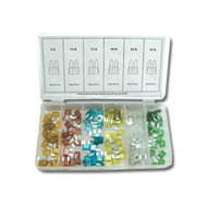 120 Piece Mini-ATO Fuse Assortment KTI00092