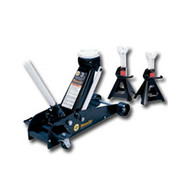 3 Ton MagicLift Service Jack with Free Pair of Jackstands