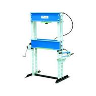 25 Ton Capacity Floor Press with Hand Pump