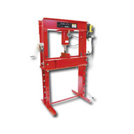 50 Ton Electric Production Press with Winch