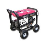 4000 Watt Portable Diesel Generator