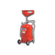 Pressurized Used Oil Evacuation Drain