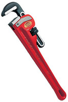 Ridgid 10 inch steel pipe wrench