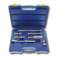 1/4 in  Drive 8 Piece Locking Tool Set