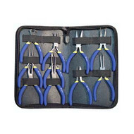 10pc 4.5 in  Mini Pliers Set