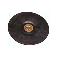 7 in  Rubber Backing Pad