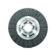 10 in  Medium Crimped Wire Wheel