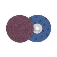 2 in  Blending Disc, Plastic Button Style, 120AO