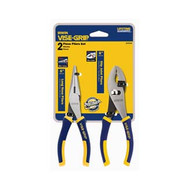 2 Pc. ProPliers Set - 6 in  Slip Joint and 6 in  Long Nose
