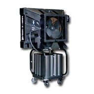 16 in. Fan 1/2 HP w/22 Gallon Reservoir and Cart