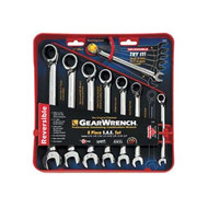 8pc SAE Offset Reversible GearWrench Set