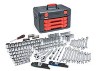 12 Point Sae/Metric Mechanic's Tool Set, 239Pc