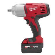 Milwaukee 18-Volt M18 1/2-Inch High-Torque Impact Wrench 2662-22