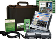 JPRO® Fully Rugged Tablet Fleet Service Kit (with DLA+)