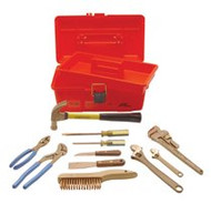 Ampco 11 pc. Non-sparking Tool Kit M-48