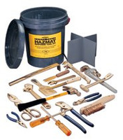 Ampco 17 pc. HAZMAT Non-Sparking Tool Kit M-51