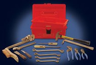 Ampco 16 pc. Non-Sparking Tool Kit M-49