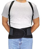 Large Allegro Ergonomics: Back Support: Economy Belt 7176-03