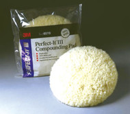 3M Perfect-It™ III Compounding Pad, 9 in, 6 per case 05719