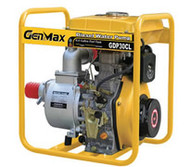 "3"" Diesel Water Pump powered by 4-stroke direct injection engine. GDP30CL(E"