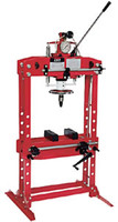 JET 15 Ton Hydraulic Shop Press JET331416